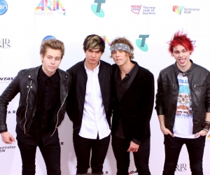 It's more than 5 seconds of fame for these boys.