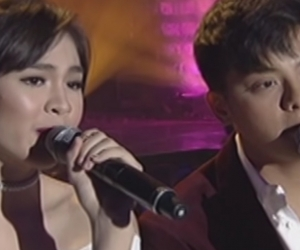 Rare performance! Janella & Daniel sing a duet together