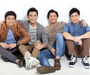 #MancrushMonday: Harana not just your ordinary boy band!