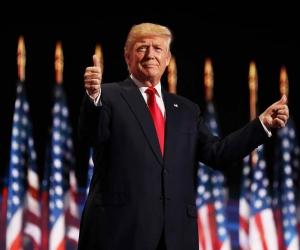 LOOK: U.S. President-Elect Trump's Musical Entourage