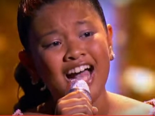 Elha Nympha Featured on US Talent Show