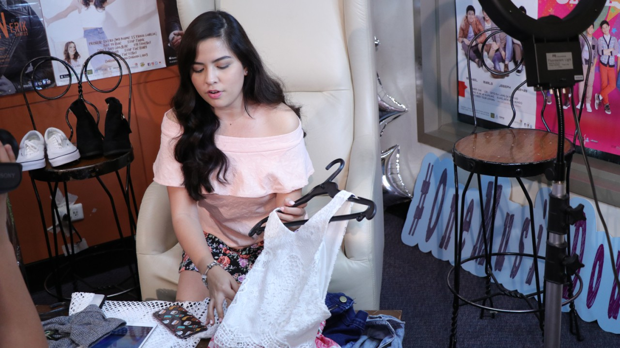 Selfie 101, Summer OOTDs, and Editing Tips from Alexa Ilacad on One Music POPSSSS Episode Four!