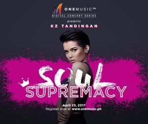 KZ: Soul Supremacy on One Music PH's Digital Concert Series!