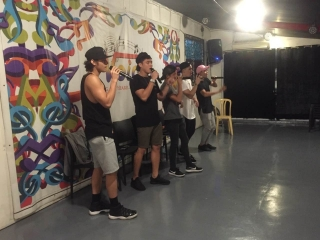 BoybandPH Rehearsals in Full Swing!