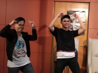 Inigo Pascual, Val John, and Breaker on One Music POPSSSS!