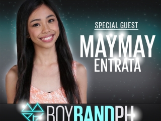 Maymay to Guest on BoybandPH's First-Ever Concert