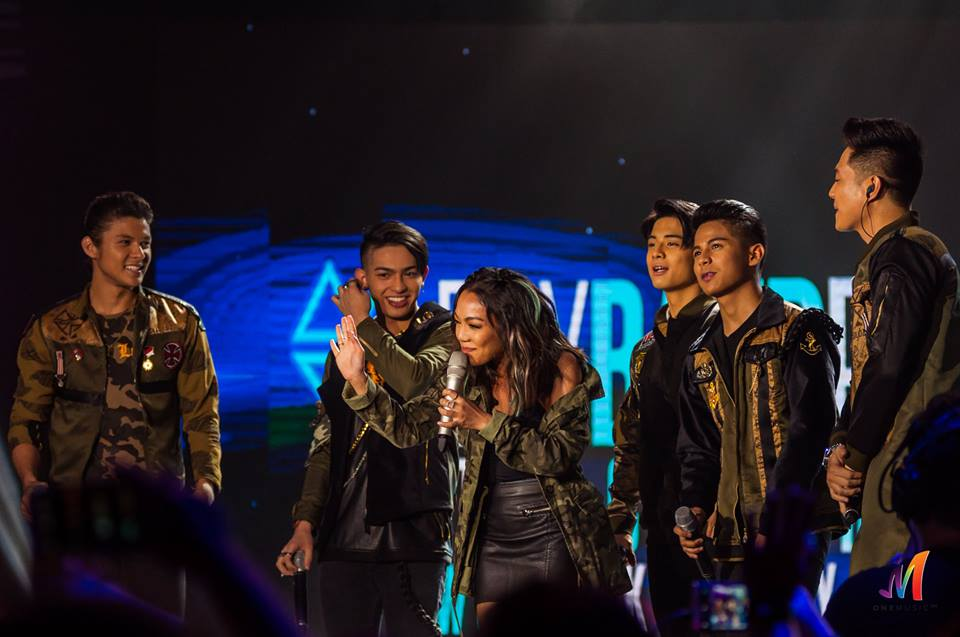 BoybandPH and Jona Perform Collab Track for the First Time on BoybandPH: The Concert!