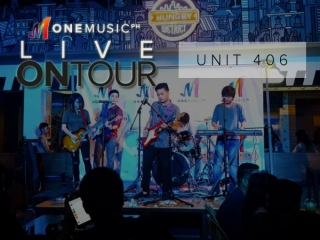 Unit 406 Proves their Worth on One Music Live On Tour