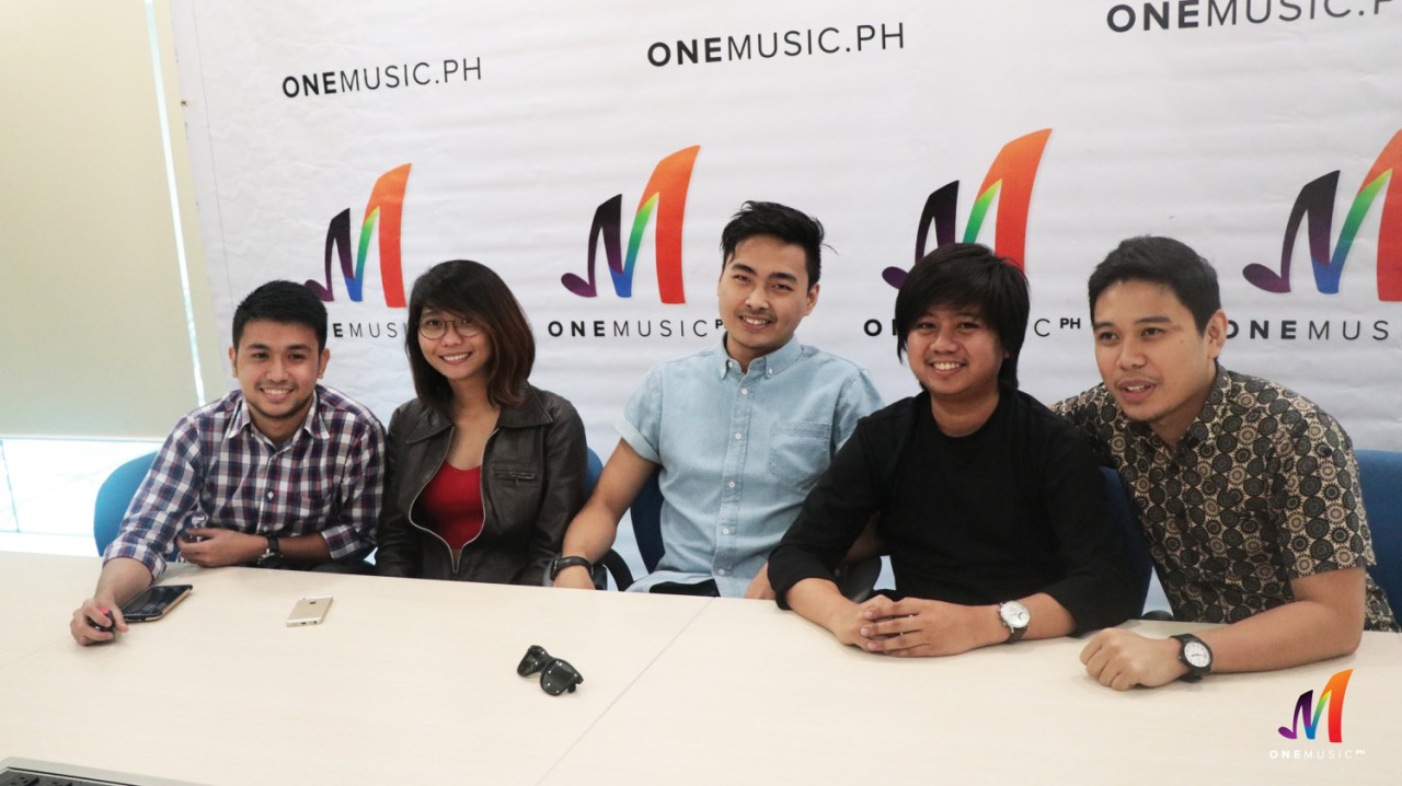 One Music PH Signs Second Artist: Unit 406!