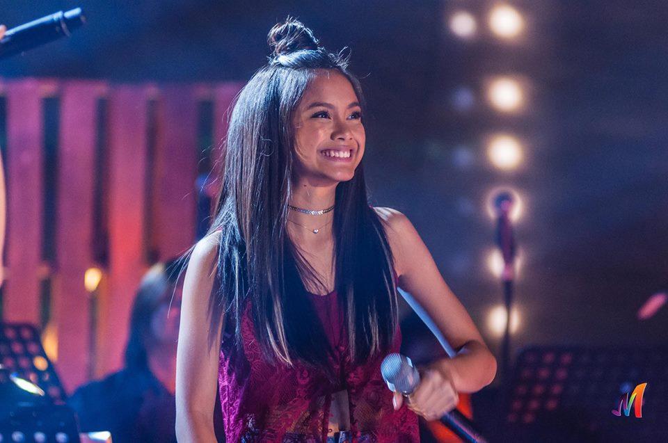Ylona Garcia Back on the Digital Concert Stage
