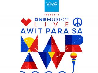 One Music Live Presents 'Awit Para Sa Marawi'