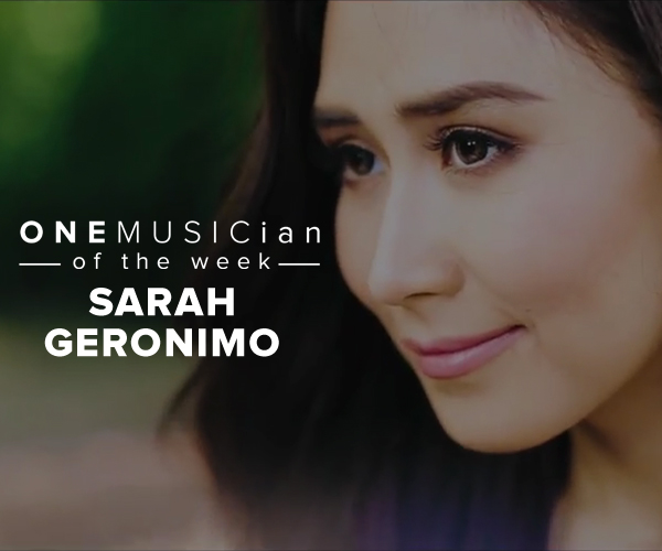 Once again, Sarah Geronimo proves why she's a royalty