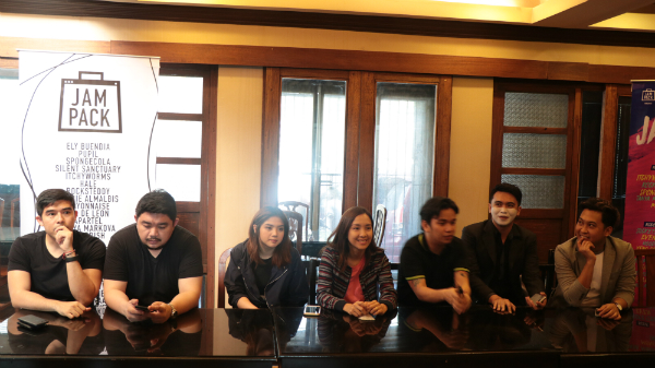 OPM artists unite for Jam for Peace