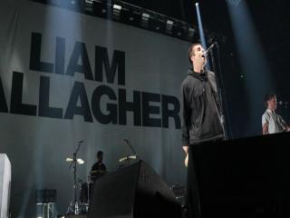 Rock N' Rollin' with Liam Gallagher!