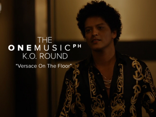 The One Music K.O. Round: The Versace finally hit the floor