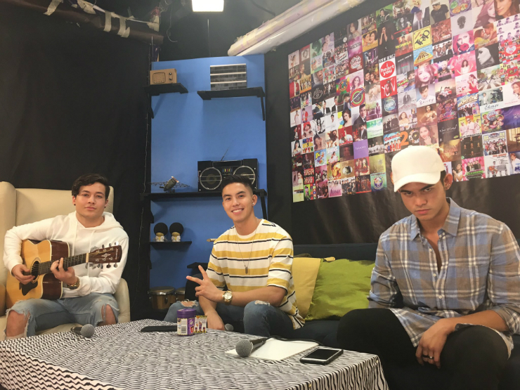One Music POPSSSS: The Inigo Pascual and Tony Labrusca perfect storm