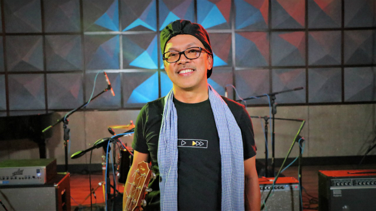 WATCH: OPM icon Noel Cabangon reveals his favorite dish after a gig, and then some