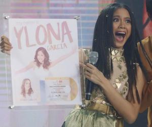 A 'G' for Ylona G.