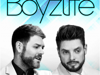 Brian McFadden and Keith Duffy join forces for Boyzlife!