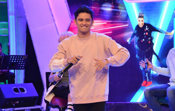James Reid wins Best Southeast Asia Act at MTV EMA 2017