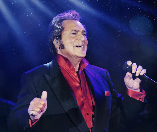 Engelbert Humperdinck returning to the Philippines for 50th anniversary tour in November!