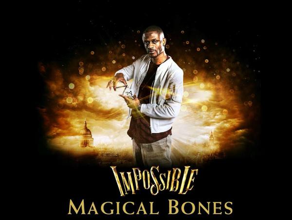 IMPOSSIBLE's explosive street magician MAGICAL BONES coming to Megaworld Lifestyle Malls