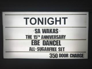Grateful Ebe Dancel