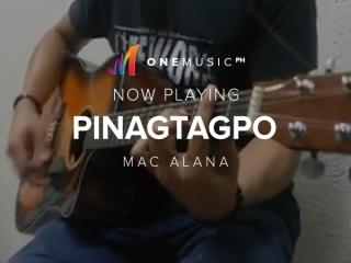 Pinagtagpo