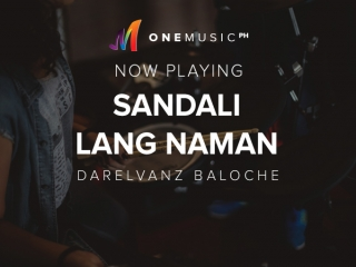 Sandali Lang Naman