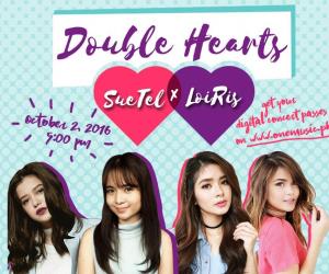 One Music Digital Concert Series: Double Hearts (SueTelXLoiRis)