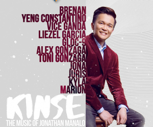 Kinse: The Music of Jonathan Manalo