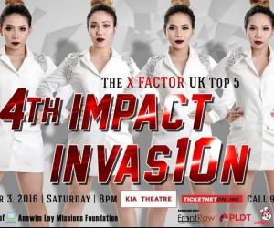 4th Impact: Invasion Concert
