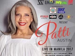 Patti Austin Live in Manila