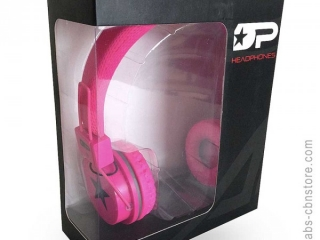 Daniel Padilla Headphones Pink (small)